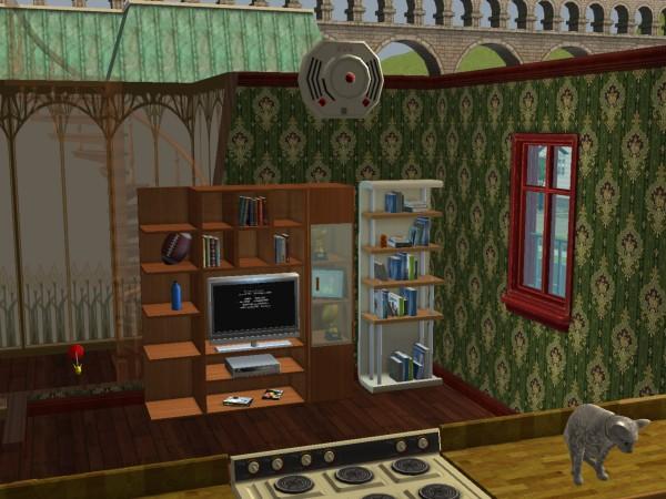 Los Sims 2 Comparten Piso - Página 4 Snapsh82