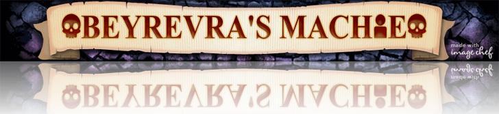 beyrevra's magick's khlub