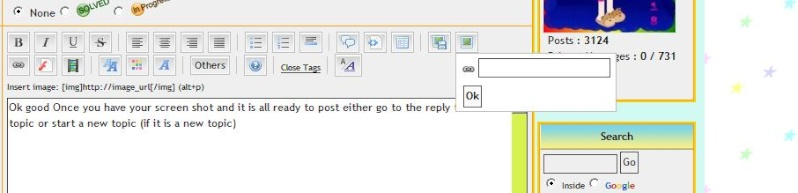Four Steps to Uploading a Picture! Hostan15