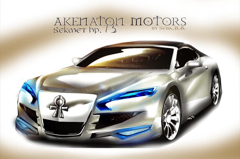 La Sekmet serie speciale di HP.75 Akenat10