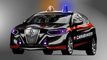 Akenaton per le forze dell'ordine Bast_c10