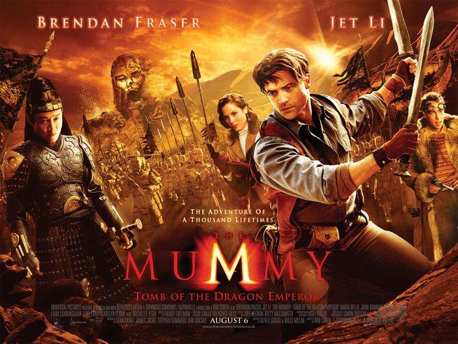 فلم جتلي الجديد مترجم The Mummy - Tomb of the Dragon Emperor 2008 Mummyt11
