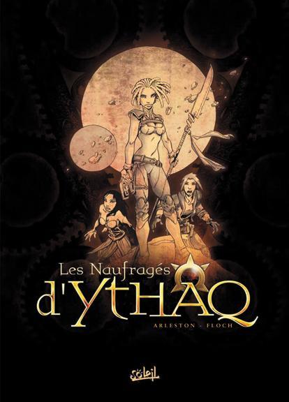 Les Naufragés d'Ythaq - Floch, Arleston Ythaq10