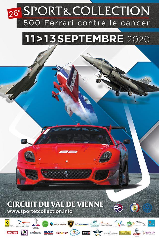 2 Rafales Tactical Display patrouille Vautour Bravo Sport et Collection - 500 Ferrar 2020