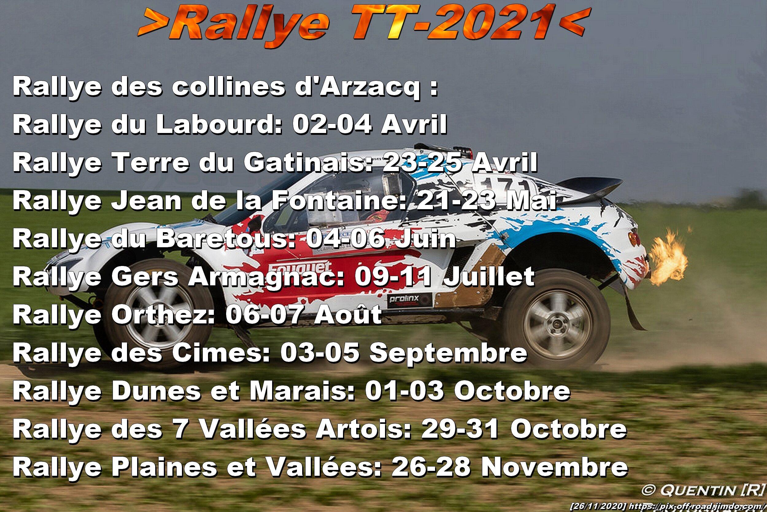 Rallye TT   Pix Off Road : Agence photo