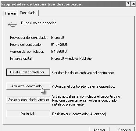 ::Video Tutorial:: Instalacion de USB Signed Drivers Er310