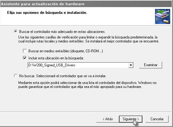 ::Video Tutorial:: Instalacion de USB Signed Drivers Er510