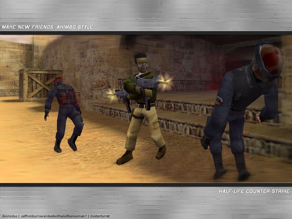 Zanimljivi screenshot-ovi iz Counter Strike Akimbo10