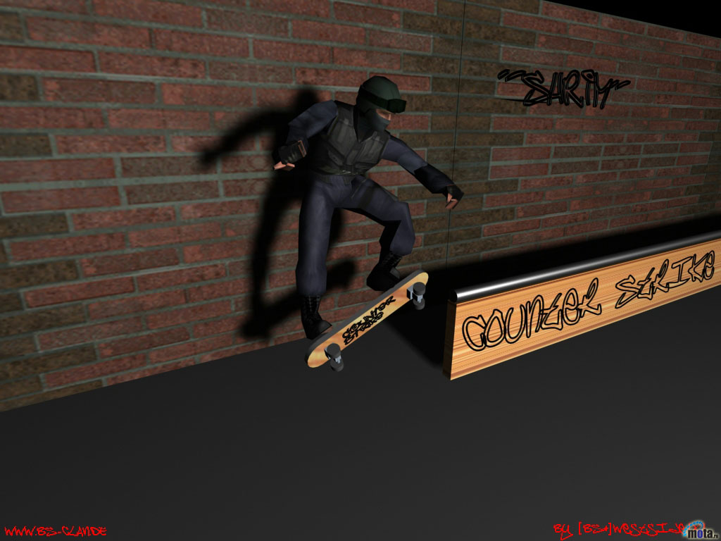 Zanimljivi screenshot-ovi iz Counter Strike Sk8er10