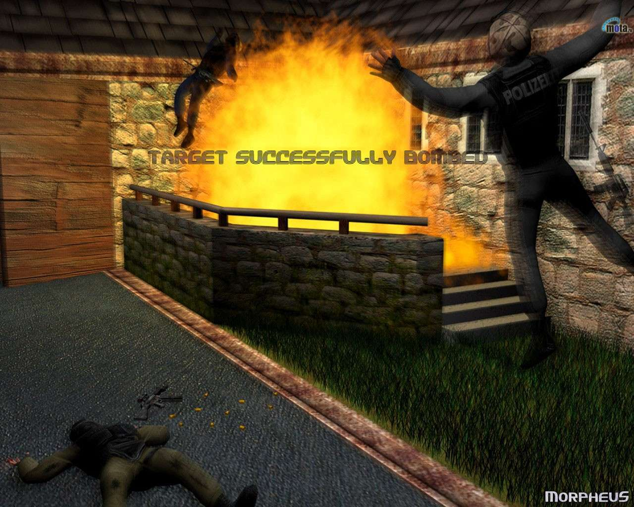 Zanimljivi screenshot-ovi iz Counter Strike Target10