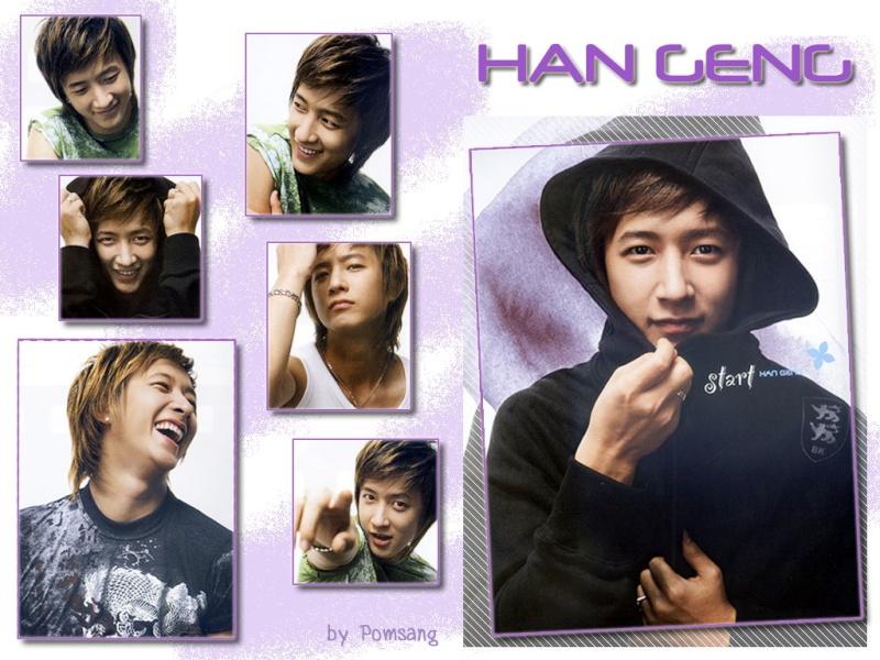 Chàng Trai Người Trung Quốc Duy Nhất của Super Junior 00698110