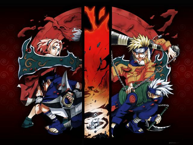 algunos de mis wallpaper Naruto28