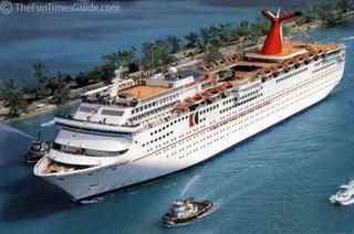 Trabalho em Cruzeiros - o $$$ Cruise11