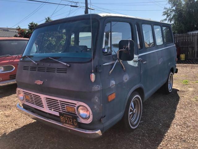 1969 Chevy Van G10 sport - $7500 - Torrance, CA 00s0s_10