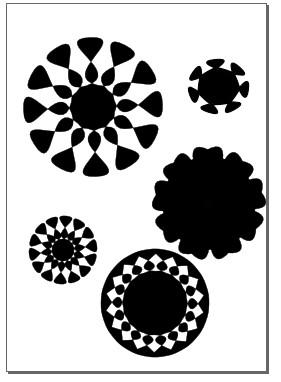 [Inkscape] créer et modifier des étoiles sur Inskape Tuto710