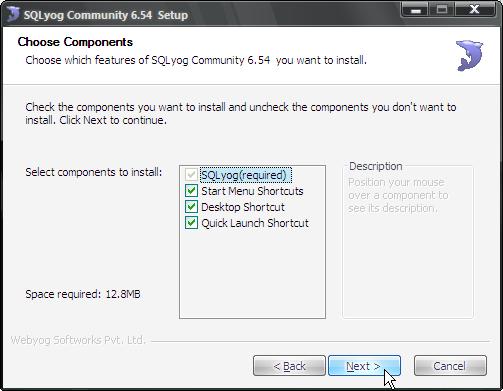 어센트, 망고스 기본 설치 프로그램 및 간단한 MySQL DB 설명 12099730