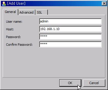 MySQL 관리자 추가 및 비번, 권한 변경 Mysql_12