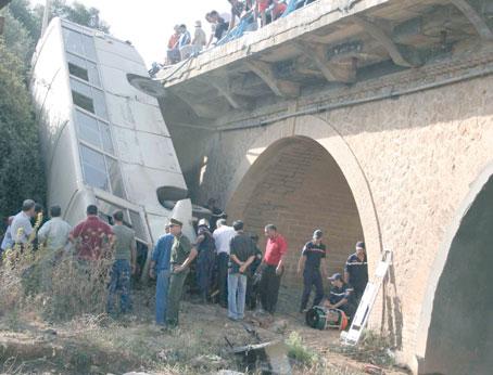 مذبحة معسكر تعجّل بمراجعة قانون المرور Elkhab10