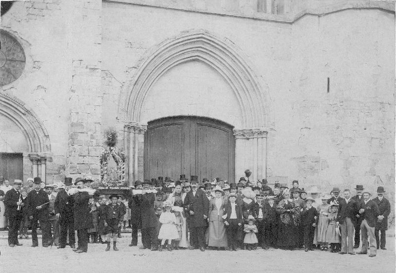 St vincent , avant 1930 St-vin10