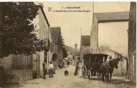 Brochon, la grande rue Brocho10