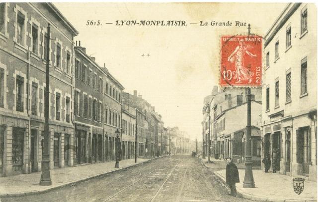 Lyon, Monplaisir Monpla10