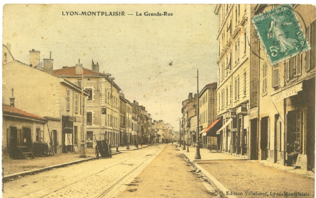 Lyon, Monplaisir Monpla11