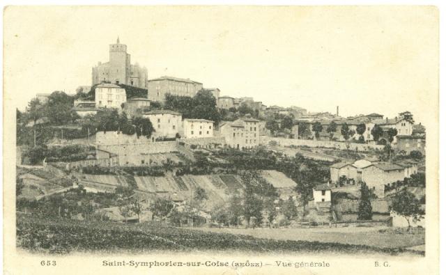 Saint Symphorien sur Coise Saint_11