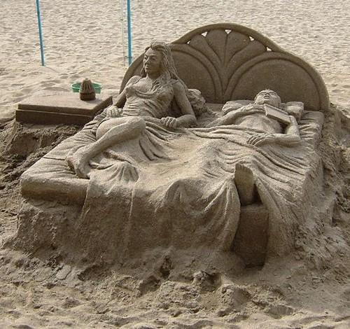 Sand sculptures - Page 2 6378310