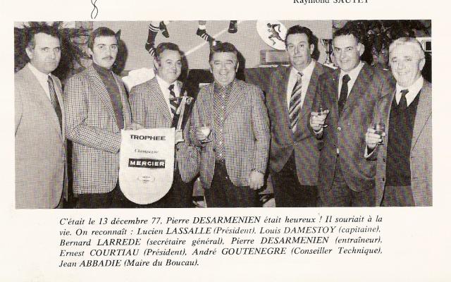 Saison 1977/78 Mayenn11