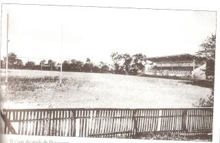 """1923.... le premier exploit devant la """"vierge Rouge"""" du Stade Toulousain. Pique15"""