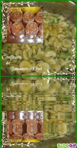 confiture Banane-Kiwi 8e6a0610