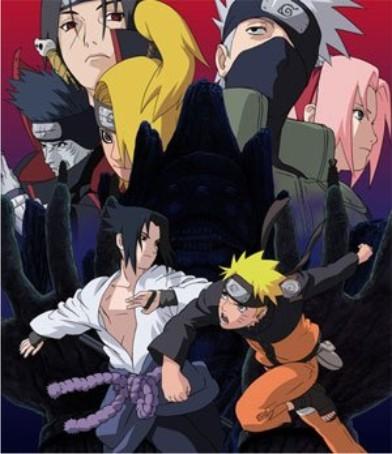 Naruto RPG o amanhecer de um novo dia