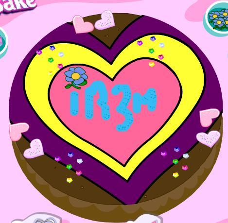 İyiki Doğdun İrem Pasta11