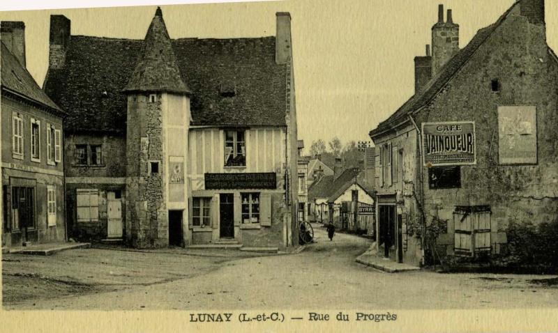 Lunay - rue du progres 41lun010