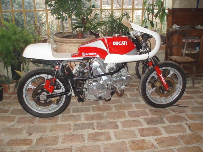 DUCATI 600 TT2, 1983 Pantah10