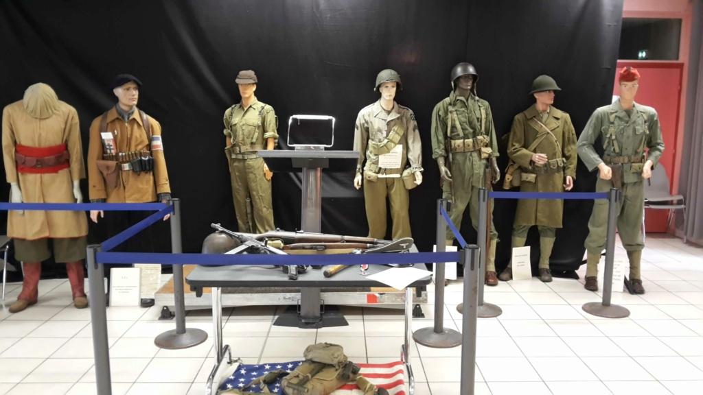 Exposition 1ère Armée en Côte d'Or du 25 au 27/09/2020 20200919