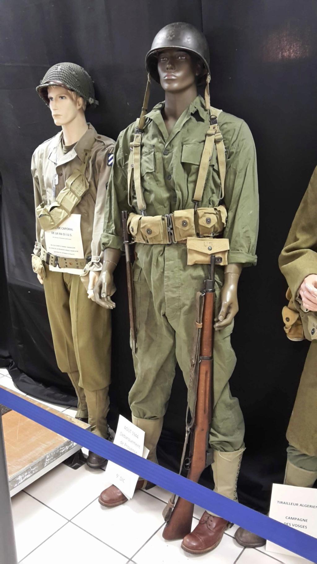 Exposition 1ère Armée en Côte d'Or du 25 au 27/09/2020 20200924