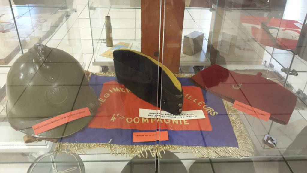 Exposition 1ère Armée en Côte d'Or du 25 au 27/09/2020 20200941