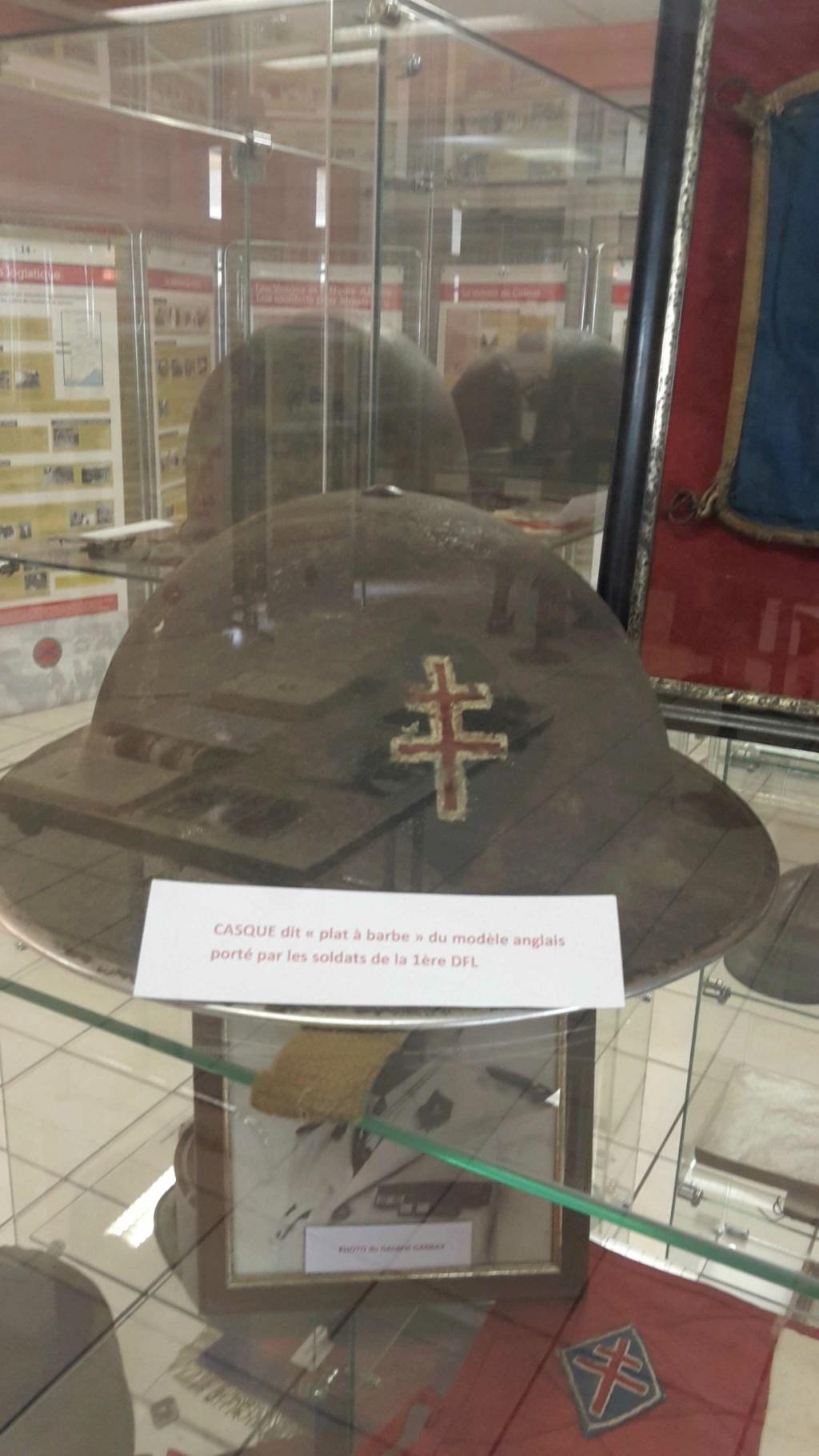 Exposition 1ère Armée en Côte d'Or du 25 au 27/09/2020 20200944