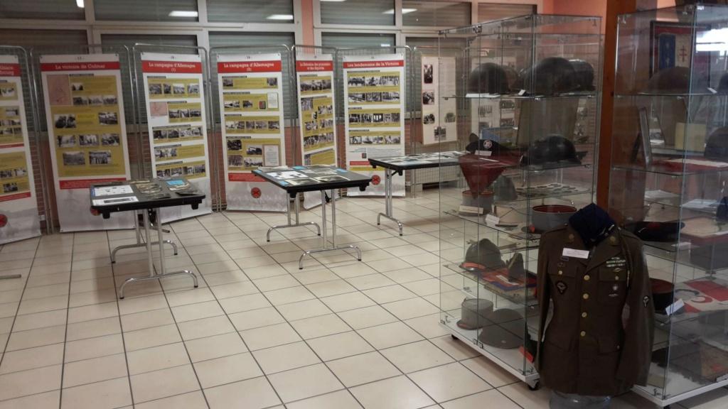 Exposition 1ère Armée en Côte d'Or du 25 au 27/09/2020 20200958