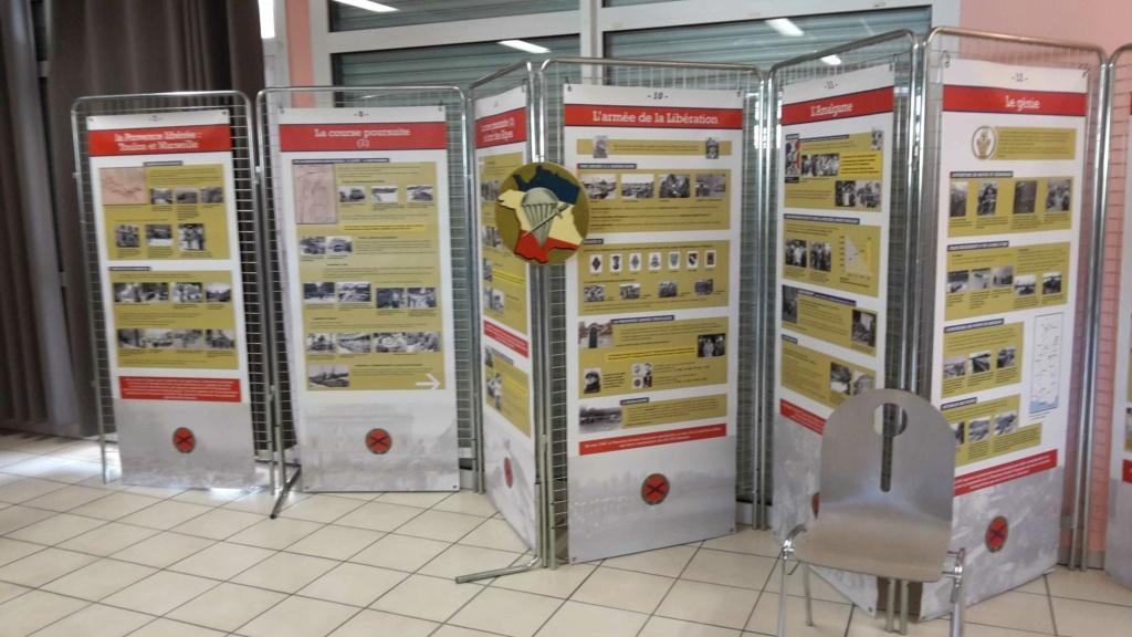 Exposition 1ère Armée en Côte d'Or du 25 au 27/09/2020 20200960