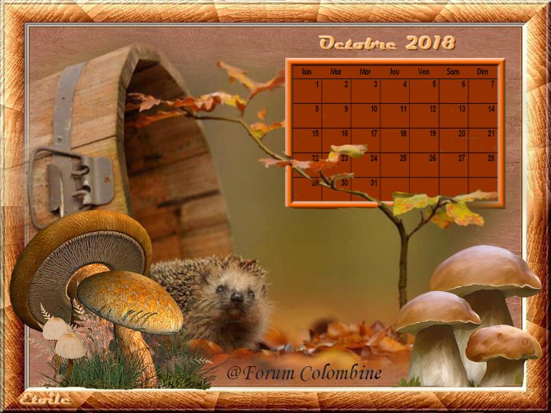 calendrier  Concou24
