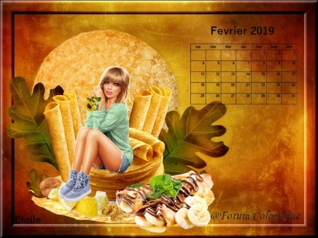 calendrier  Concou57