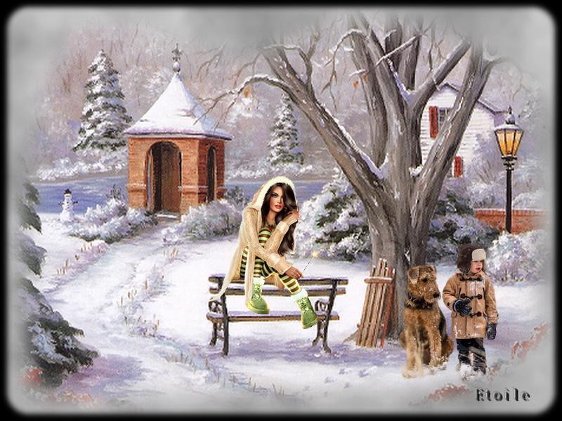 hiver  noel Hiver_11