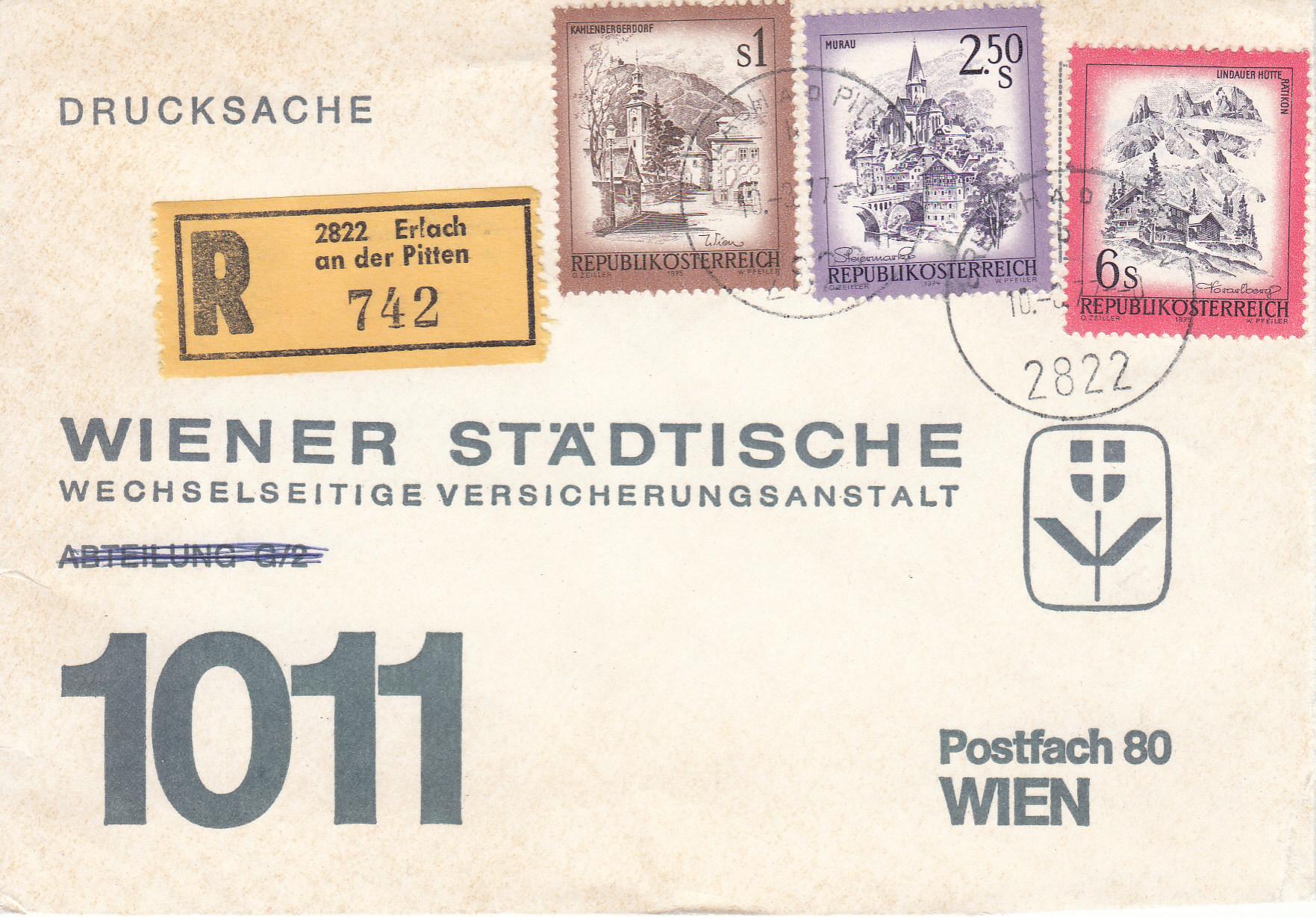 Eingeschriebene Drucksachen Img115