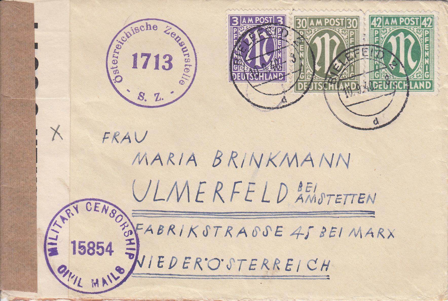 Deutschland - Frage zu Zensurstempel Deutschland nach 1945 Img156