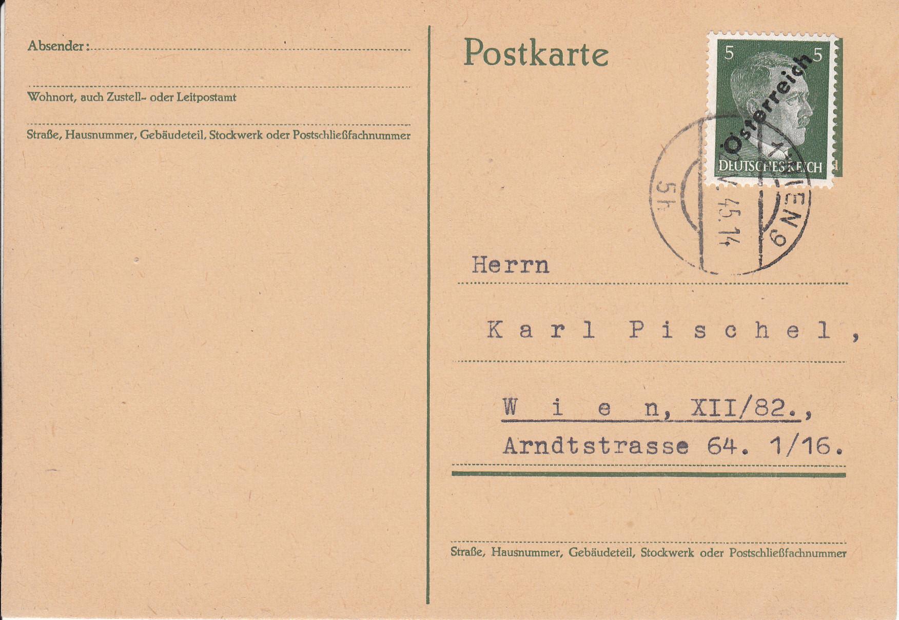 Notmaßnahmen und Provisorien bei Postkarten 1945-1948 - Seite 2 Img168