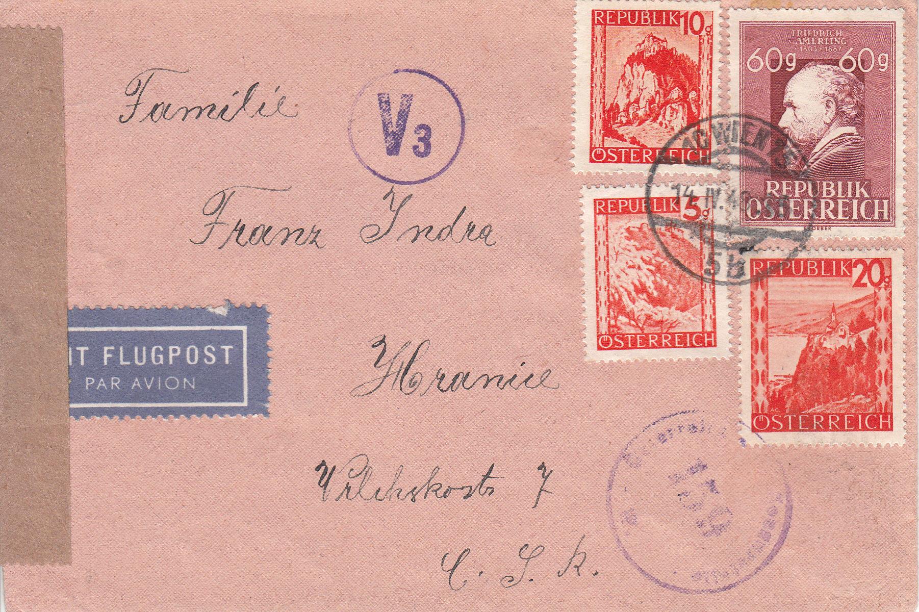 Zensurnebenstempel Österreich nach 1945 Img175