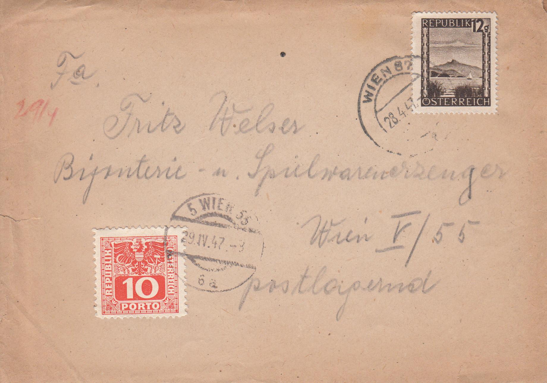 Verwendung von Portomarken in Österreich - Seite 2 Img179