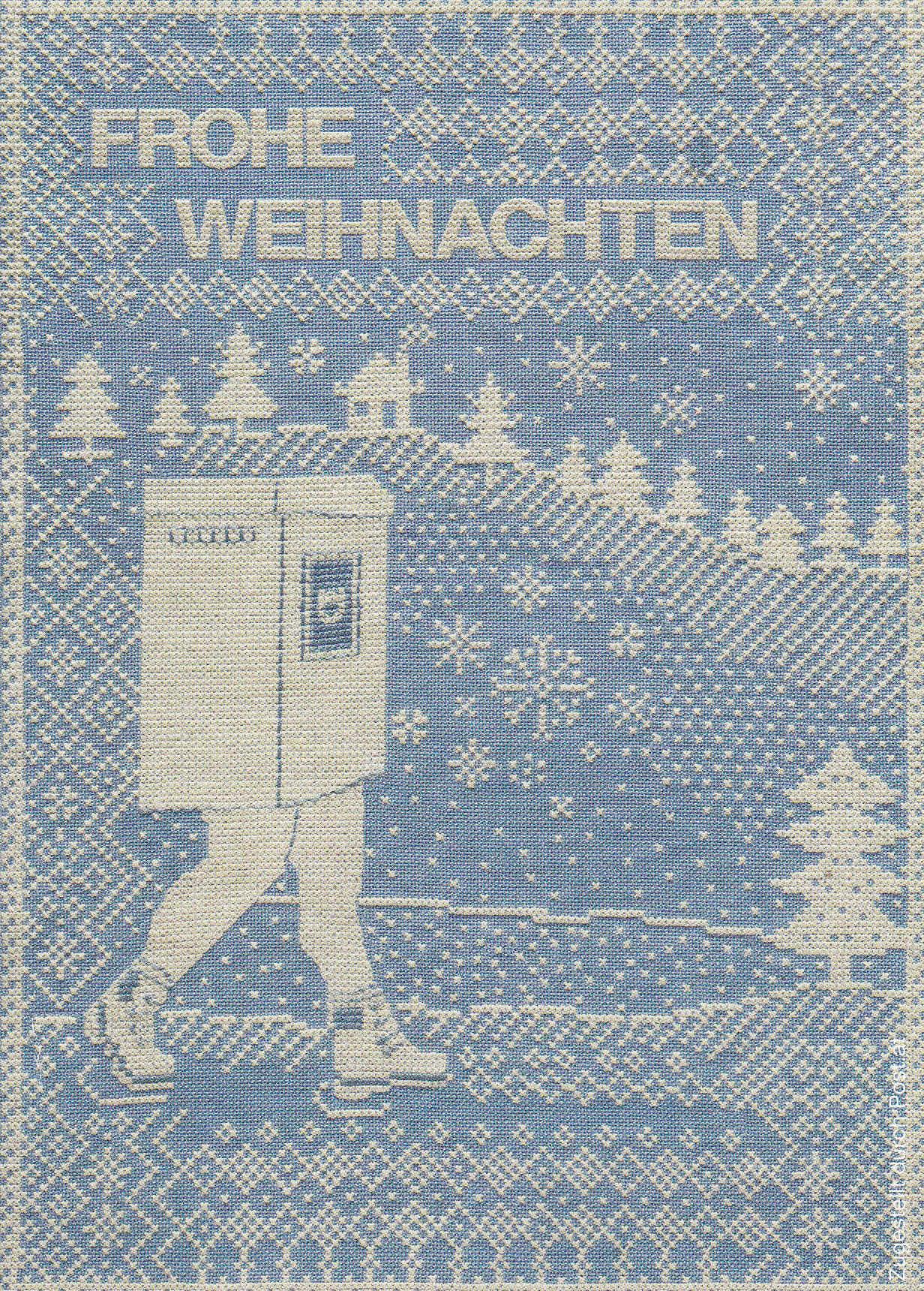 Postdienst – Service des postes - Postdienstkarten - Österreich Img180